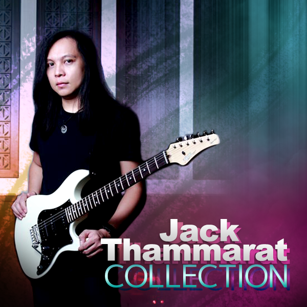 Jack Thammarat Collection | BOSS TONE CENTRAL