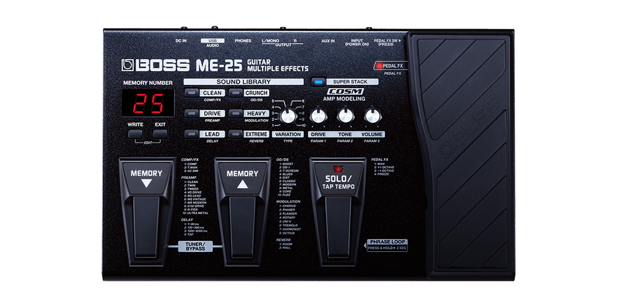 boss tone central rh bosstonecentral com manual pedalera boss me 50 manual de pedalera boss me-50 en español